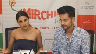 Nikki Tamboli And Shardul Pandit Interview At Radio Mirchi | Bigg Boss 14