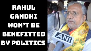 Rahul Gandhi Won't Be Benefitted By Politics Of Instigating One State Against Other: Sushil Modi