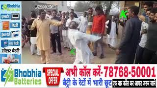 किसान आंदोलन के दौरान नारेबाजी करने का अजीब तरीका,सिरसा जिला से लगतार दिल्ली की ओर रवाना होरहे किसान