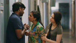 Tamannaah Latest Kannada Movie Scenes   Drunken Srushti Dange Proposes Vijay Sethupathi
