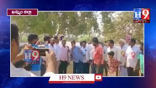 తెలంగాణ రాష్ట్ర స్థాయి వాలీబాల్ పోటీలను ప్రారంభించిన  డాక్టర్ మట్టా దయానంద్
