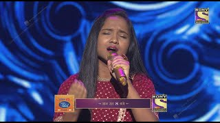 Apsara Aali गाने पर Anjali Gaikwad का जादुई Performance, Himesh ने कहा Lady तानसेन | Indian Idol 12