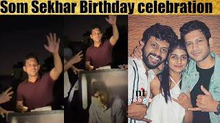 ????VIDEO: Som Sekhar Birthday celebration | Bigg Boss Tamil 4