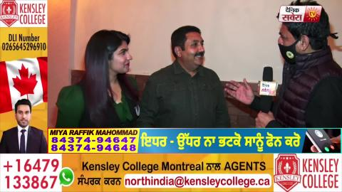 Exclusive : Panchkula में B Praak ने Launch किया Akriti Sharma का HeartsBaker Cafe