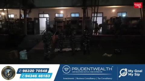 শিলিগুড়ি এসে পৌঁছাল ১ কোম্পানি কেন্দ্রীয় বাহিনী
