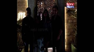 DIVYA KHOSLA KUMAR & BHUSHAN KUMAR SPOTTED AT BAYROUTE JUHU