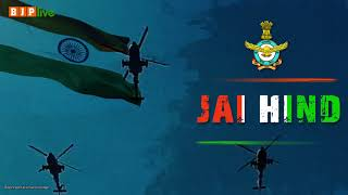 We salute our Air Warriors who conducted the successful Balakot Airstrikes on 26th Feb, 2019!