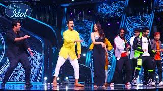 Indian Idol 12 पर Rajkumar Rao और Janhvi Kapoor ने किया Roohi Film का Promotion