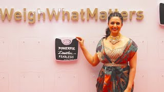 Divyanka Tripathi Dahia Graced The Event Power Women Fiest At Pheniox Market City Kurla