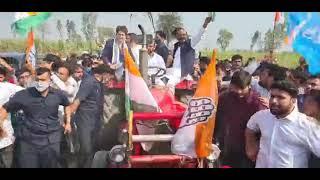 किसान हितों की आवाज बुलंद करने जा रही कांग्रेस महासचिव श्रीमती प्रियंका गांधी