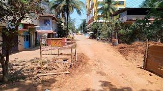 WATCH | Sewerage work in Ponda chokes traffic!