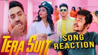 Tera Suit Song Reaction | Jasmin Bhasin, Aly Goni, Tony Kakkar | JasLy Ka Dhamaka Par Tony...