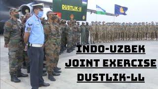 Indo-Uzbek Joint Exercise Dustlik-ll: Uzbekistan Army contingent Arrives In Delhi | Catch News