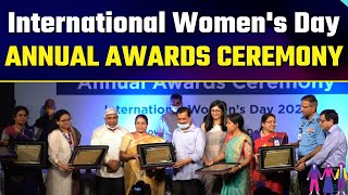 Live | International Women's Day Awards Program | Delhi Commission for Women