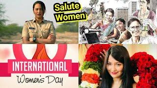 Happy International Women's Day 2021, Surya Reaction