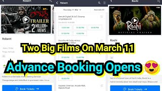 Roberrt And Roohi Movie Advance Booking Open In Theaters, Both Films Releases On March 11, 2021