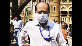 Antilia scare: Mumbai Police officer Sachin Vaze suspended