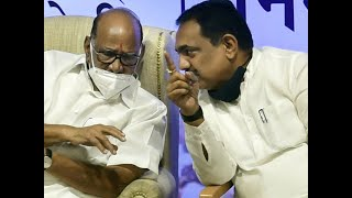 'No question of Maharashtra home minister Anil Deshmukh being replaced': Jayant Patil after NCP meet