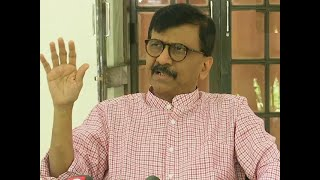 BJP had no faith in Param Bir till yesterday, today he is BJP's hero: Sanjay Raut