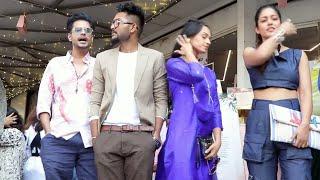 Ishita Dutta, Jaan Kumar Sanu, Ridhima Pandit, Anjali Dhawan & Shubhaavi Choksey At Exibition