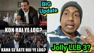 Jolly LLB 3, Janiye Akshay Kumar Ki Is Badi Film Ki Badi Update, Akki Fir Machayenge Dhamaal