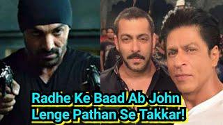 Radhe Film Se Clash Karne Ke Baad Ab John Abraham Lene Jaa Rahe Hai Pathan Se Pange, Kya Hai Maajra?
