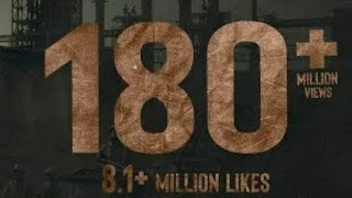 KGF Chapter 2 Teaser Becomes World's Fastest To Cross 180 Million Views In Less Than 3 Months