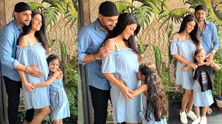 Off-spinner Harbhajan Singh and wife, actor Geeta Basra announced second pregnancy