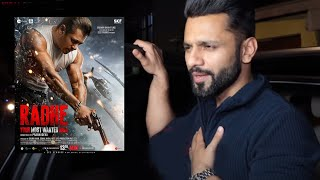 Rahul Vaidya Reaction On Song In Salman Khan's RADHE, Here's What He Said?