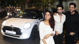 Aly Goni Aur Jasmin Apne Luxury Mini Cooper Car Me Dikhe, Bastian Restaurant Me DINNER Date