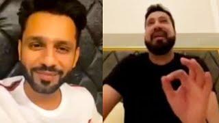 Mika Singh Ne Rahul Ke Live Chat Me Rubina Ko Lekar Ye Kya Keh Dala, Social Media Par Hungama