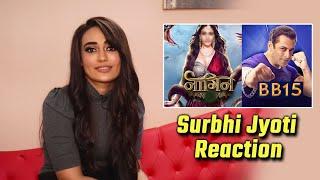 Qubool Hai 2 Actress Surbhi Jyoti Reaction On Naagin And Bigg Boss 15, Here's What She Said