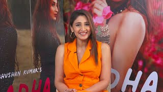 Dhvani Bhanushali Spoke About Her Recently Released Song Radha