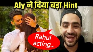 Rahul Vaidya Ke Acting Career Par Aly Goni Ne Diya Bada Hint, NEW SERIAL?