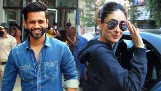 BIG NEWS!! Rahul Vaidya Shoots With Kareena Kapoor Khan For His Next Project?
