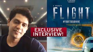 Flight   Mohit Chadda On Flight Film, Amitabh Bachchan, Shahrukh Khan And More   Exclusive Interview