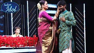 Rekha Ne Banayi Sawai Bhatt Ke Liye Paneer Ki Sabzi, Ro Pade Sawai   Indian Idol 12