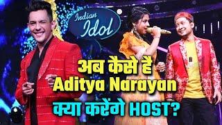 Indian Idol 12 Aditya Narayan Ki Tabiyat Par LATEST Update, Kya Karenge Phirse Host?