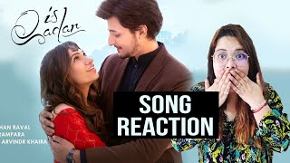 Is Qadar (Official Video) Reaction | Tulsi Kumar, Darshan Raval | Sachet-Parampara | Sayeed Quadri