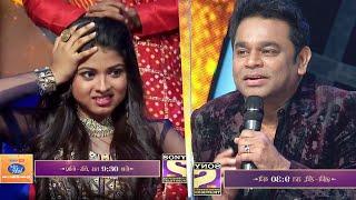 Surmayee Ankhiyon Song पर Performance देख AR Rahman को आई Balasubrahmanyam की याद | Indian Idol 12