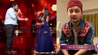 Ashish और Arunita ने किया एकसाथ Perform, Missing Pawandeep With Arunita | Indian Idol 12