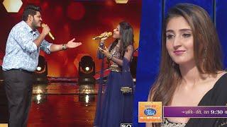 Wada Karle Sajna पर Ashish और Arunita के Performance ने जीता Dhvani Bhanushali का दिल Indian Idol 12