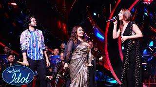 Dilbar Song पर Dhvani Bhanushali और Neha Kakkar का धमाकेदार Performance   Indian Idol 12