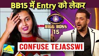 Bigg Boss 15 Par Tejasswi Prakash Hai Confused, Janiye Kya Kaha