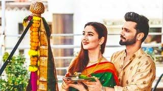 Rahul Vaidya And Disha Parmar Celebrates Gudi Padwa Togetherr For FIRST TIME