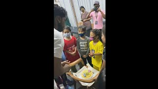 SUPER DANCER 4 | Super Guru Vaibhav Ghuge And All Kids Celebrates Angry Boy Soumit's Birthday On Set