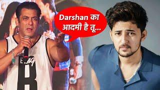 Darshan Raval Ke Fan Ne Pucha Tha Salman Se Sawal, Janiye Kya Tha Salman Ka Reaction