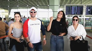 Kundali Bhagya Team Spotted At Airport, Shoot Location Shift Due To Covid Restrictions In Mumbai ?