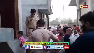 Live raid, Wazirabad Sangam Vihar में अवैध नशे के खिलाफ Live raid,