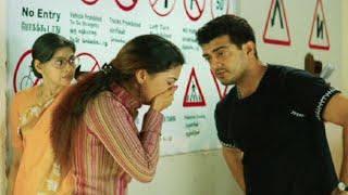 Ajith Telugu Superhit Movie Part 9   Dharma Yuddham   Pooja   Sharan